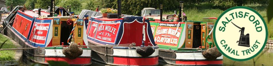 Saltisford Canal Trust